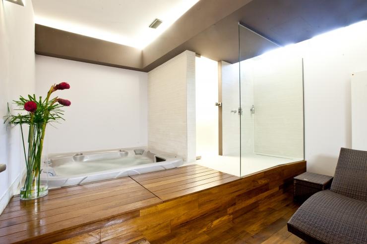 SPA3: Whirlpool bez sauny